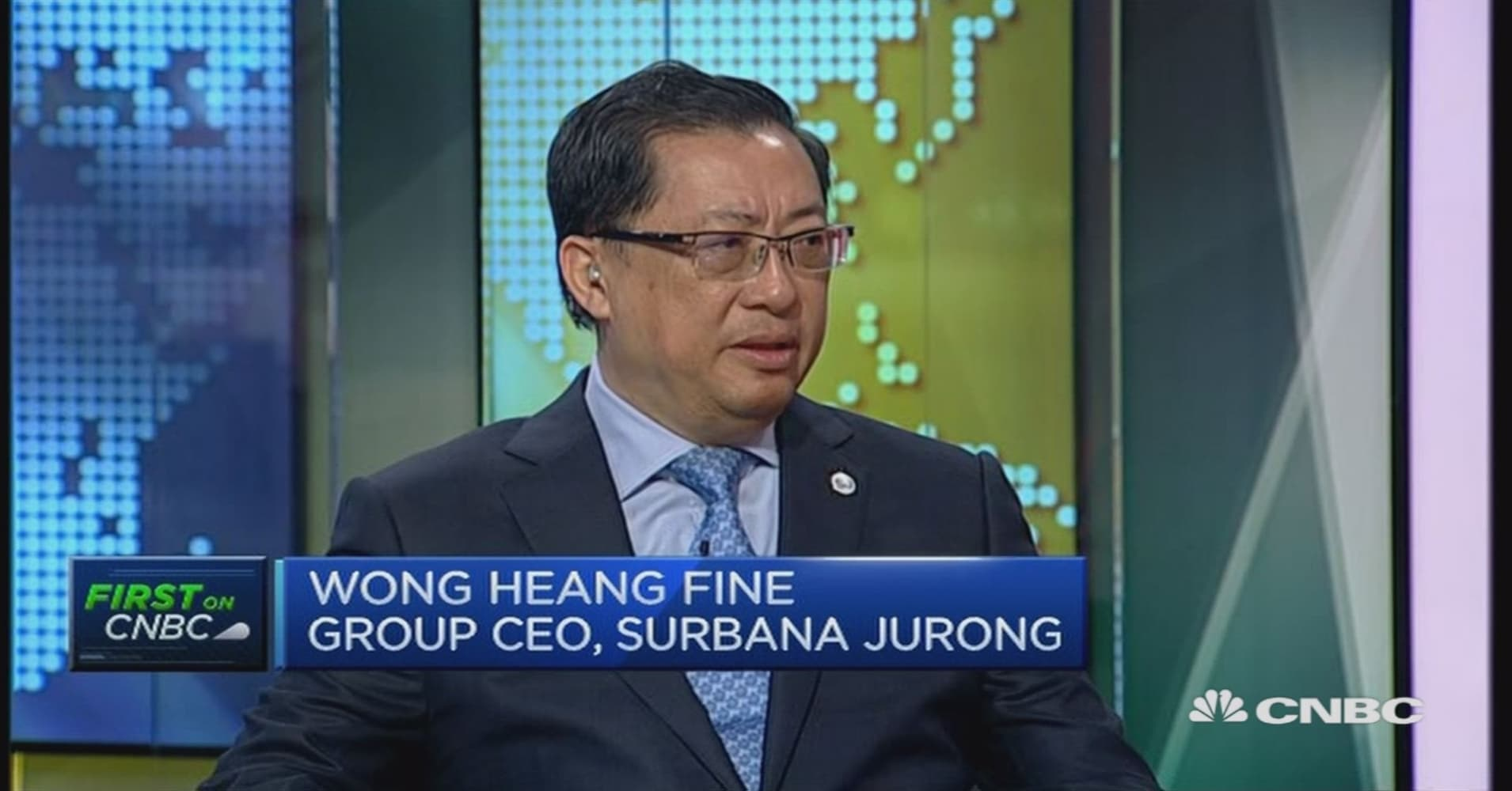 Singapore Surbana Jurong buys Australian SMEC to create consulting giant 57