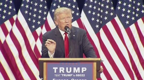 Donald Trump fires senior adviser Ed Brookover