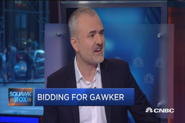 Gawker's Denton speaks out
