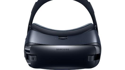 The new Samsung GearVR