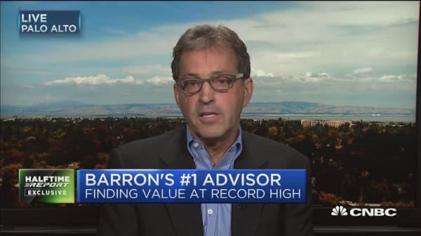 Barron's #1 advisor on Fed's next move