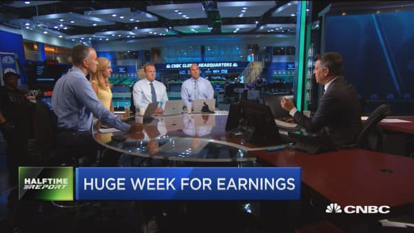 Trading earnings on deck: AIG, Fitbit and more