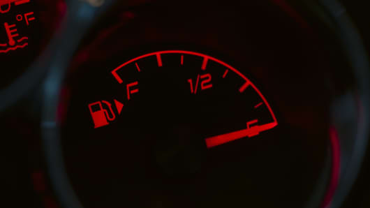 Car out of gas