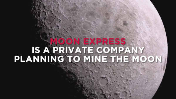 Private company gets government go-ahead to land on moon