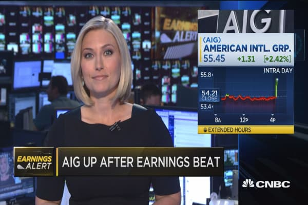 AIG increases stock buyback program by $3 billion
