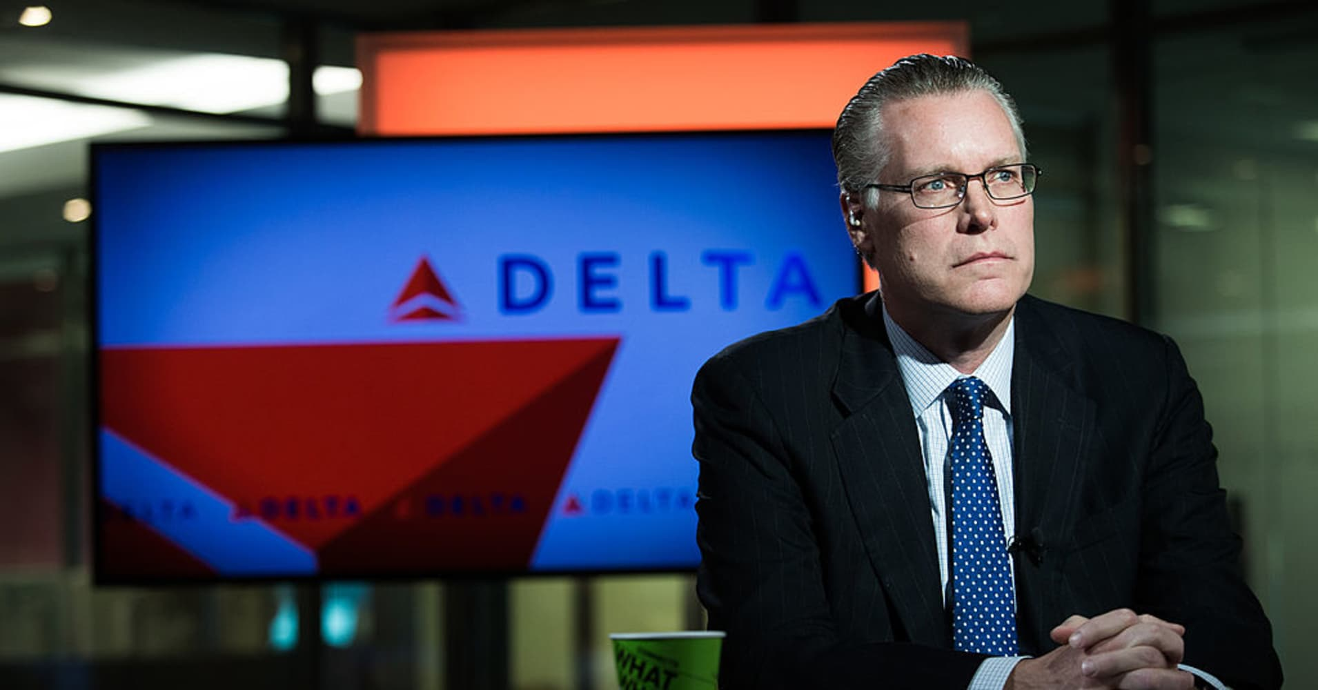 Delta planning new international routes now that Middle East airline dispute is resolved, CEO says