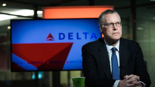 Ed Bastian, CEO of Delta