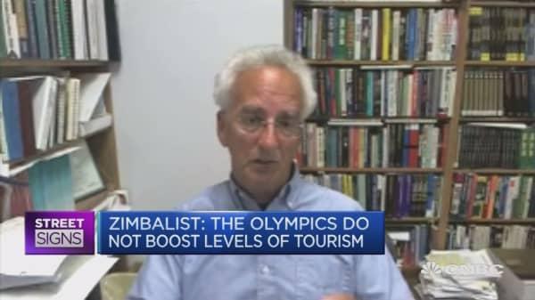 Olympics Economics