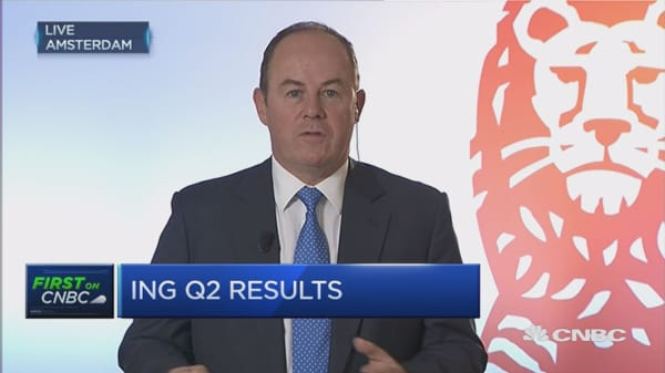 Our strategy is gaining traction: ING Group CEO
