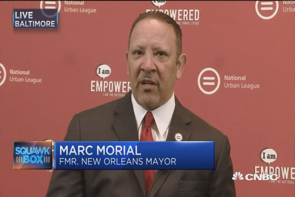 Urban League's plan for putting America to work