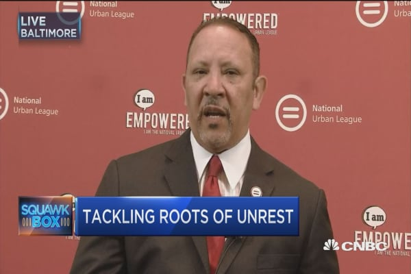 Why we say 'Black Lives Matter': Urban League CEO