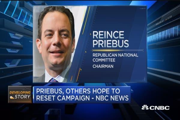 Trump allies plot intervention -NBC News