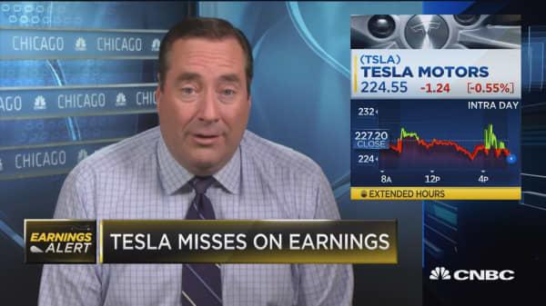 Elon Musk speaks on earnings call