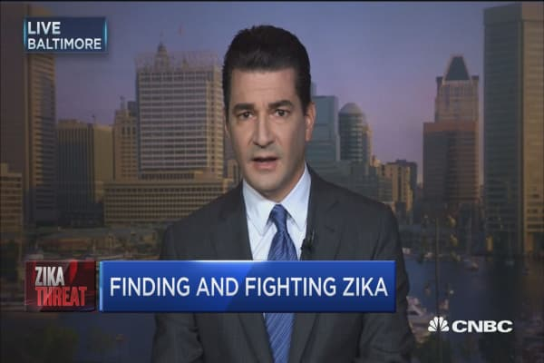 Finding and fighting Zika