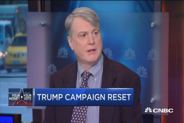 WSJ's Jenkins: I haven't seen the Trump I wanted to see