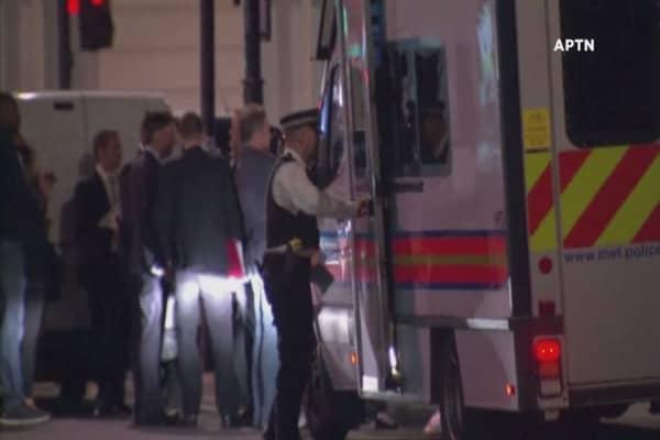 London stabbing spree leaves one dead, five people injured