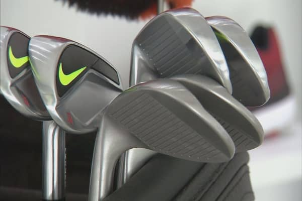Nike to stop selling golf equipment