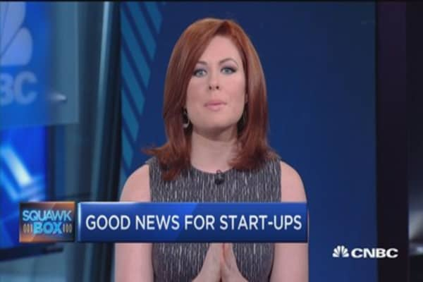 Start-up activity rising with women, millennials