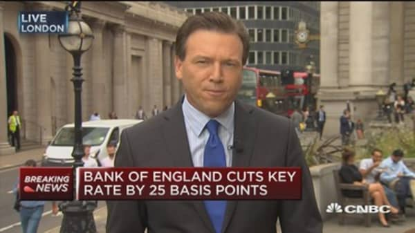 BOE cut justified?