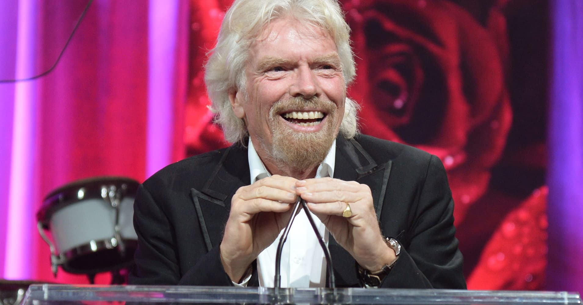 Billionaire Richard Branson S Definition Of Success Has