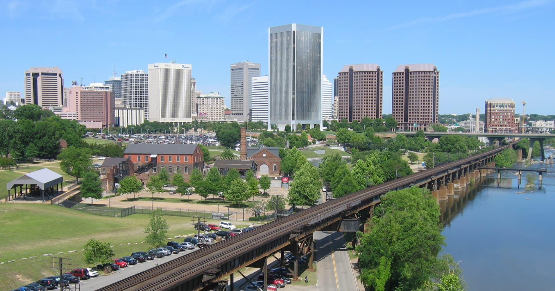Richmond, Virginia.