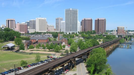 Richmond, Virginia.