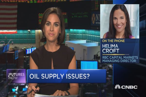 Two bearish red herrings for oil: RBC