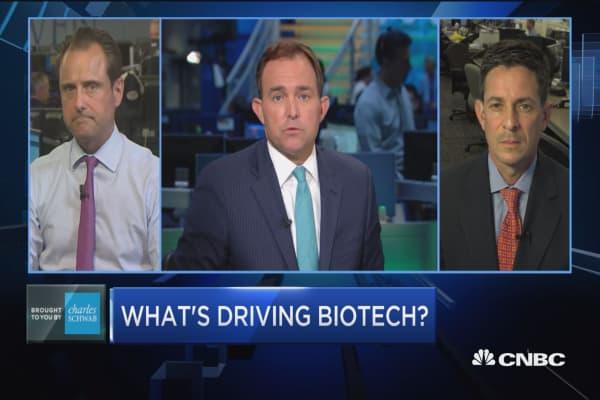Biotech back in fashion?