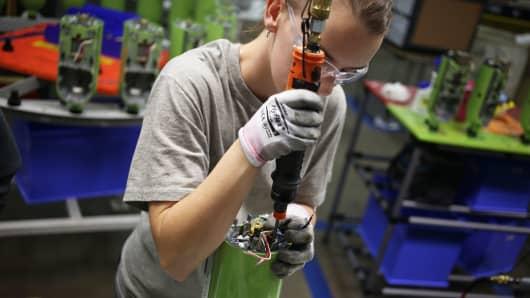 Ohio manufacturing