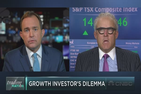 Jason Donville on the growth investor's dilemma