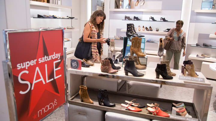 Macy's is getting into the clothing subscription and resale businesses