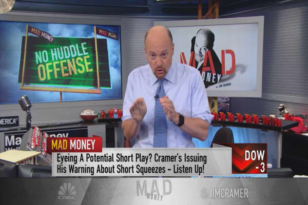 Cramer: What Square & Herbalife are really worth