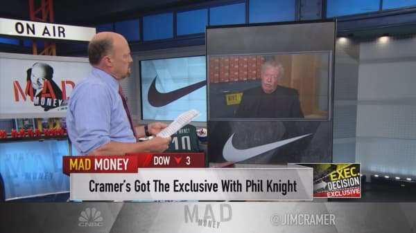 Nike co-founder Phil Knight: I was told I wouldn't make it. How I did it anyways