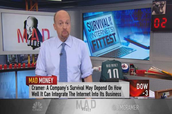 Cramer: Jet.com a potent arrow in Wal-Mart's quiver