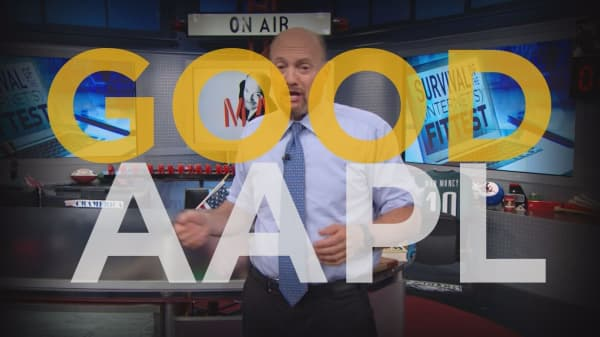 Cramer Remix: This could make Apple roar higher