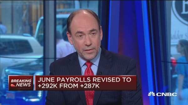 Madrick: Jobs report about the best news we could expect