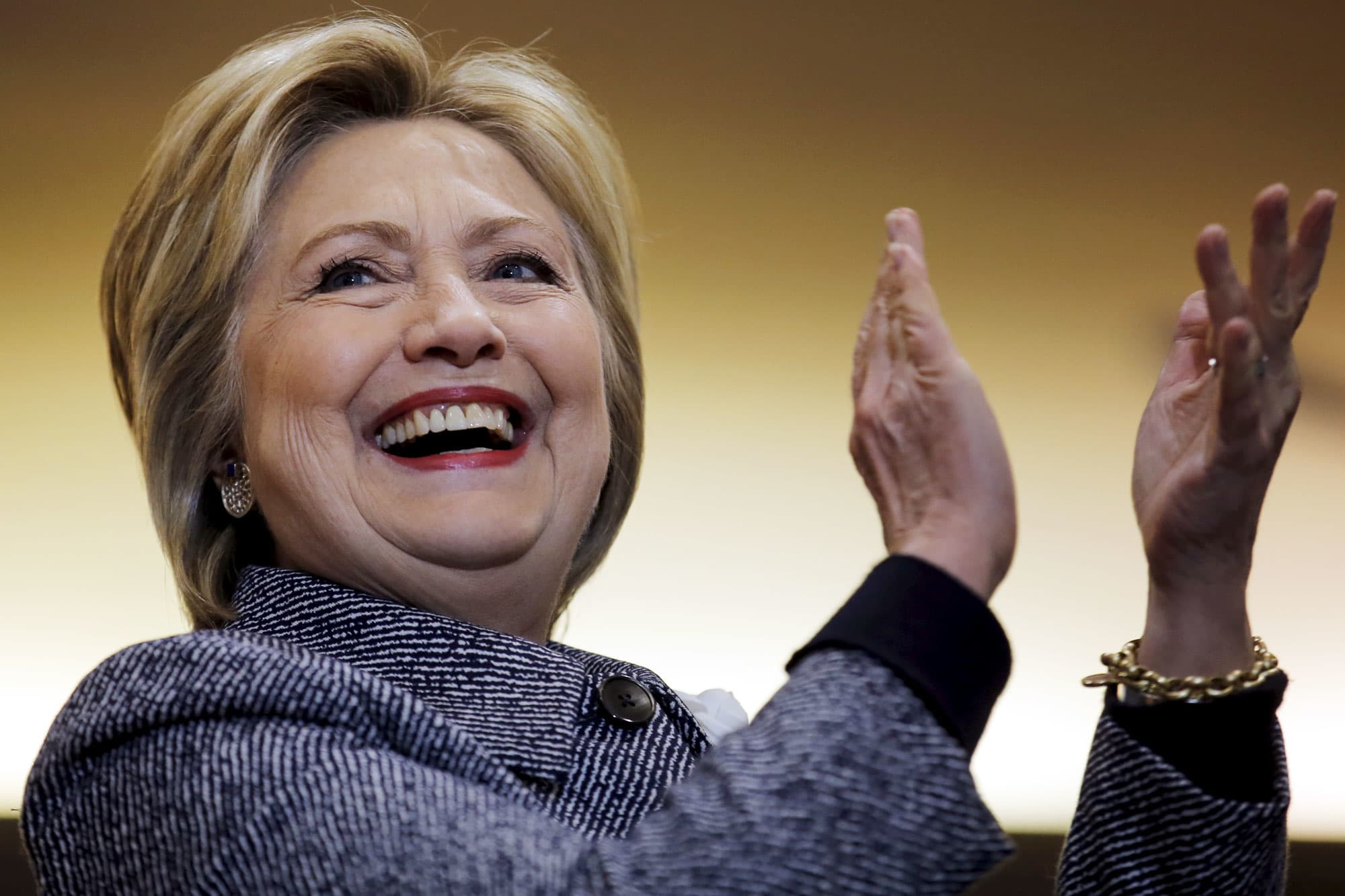 Most of those who met with clinton as secretary of state donated most of those who met with clinton as secretary of state donated to foundation aljukfo Choice Image
