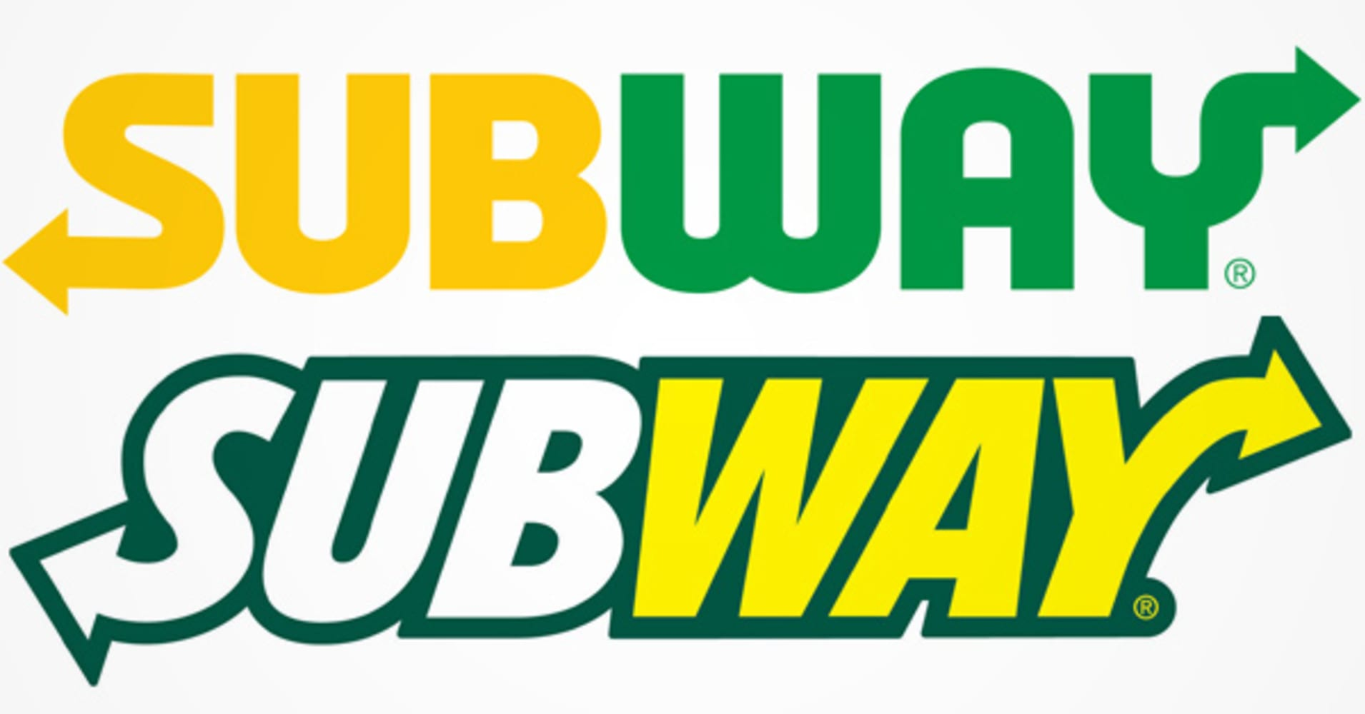 After 15 years, Subway has a brand new logo