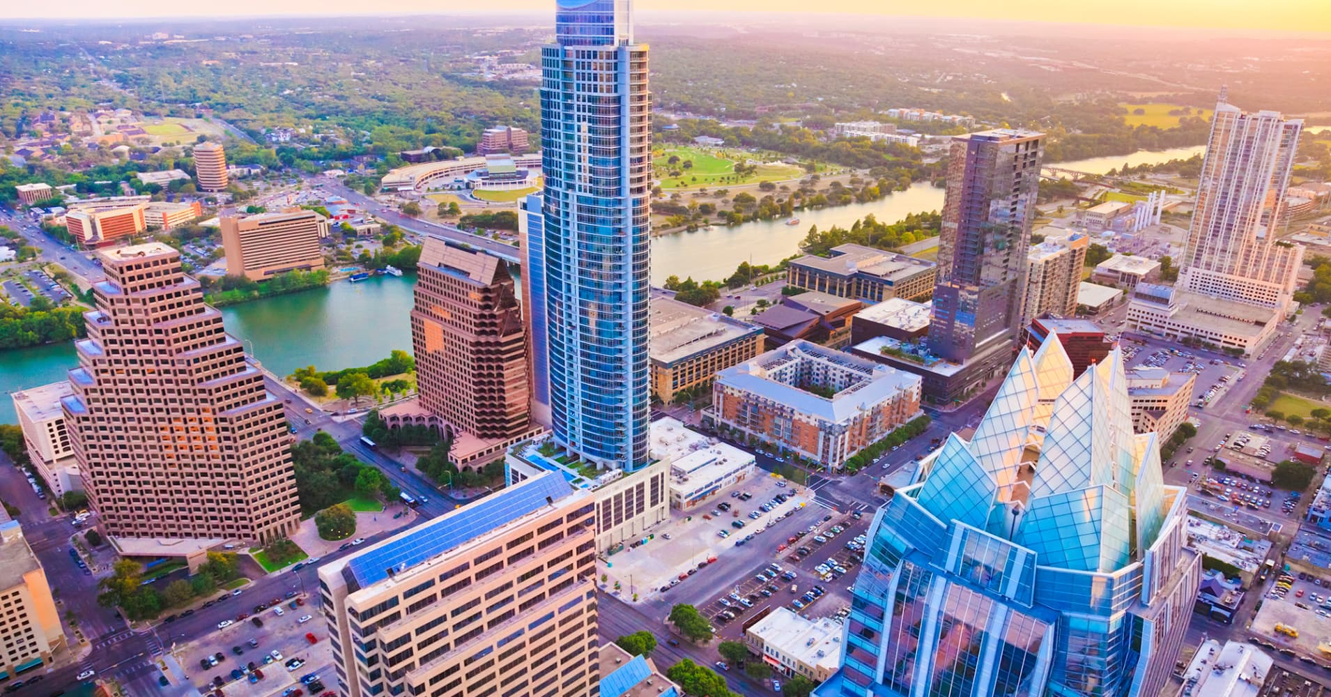 Leading city in cryptocurrency austin