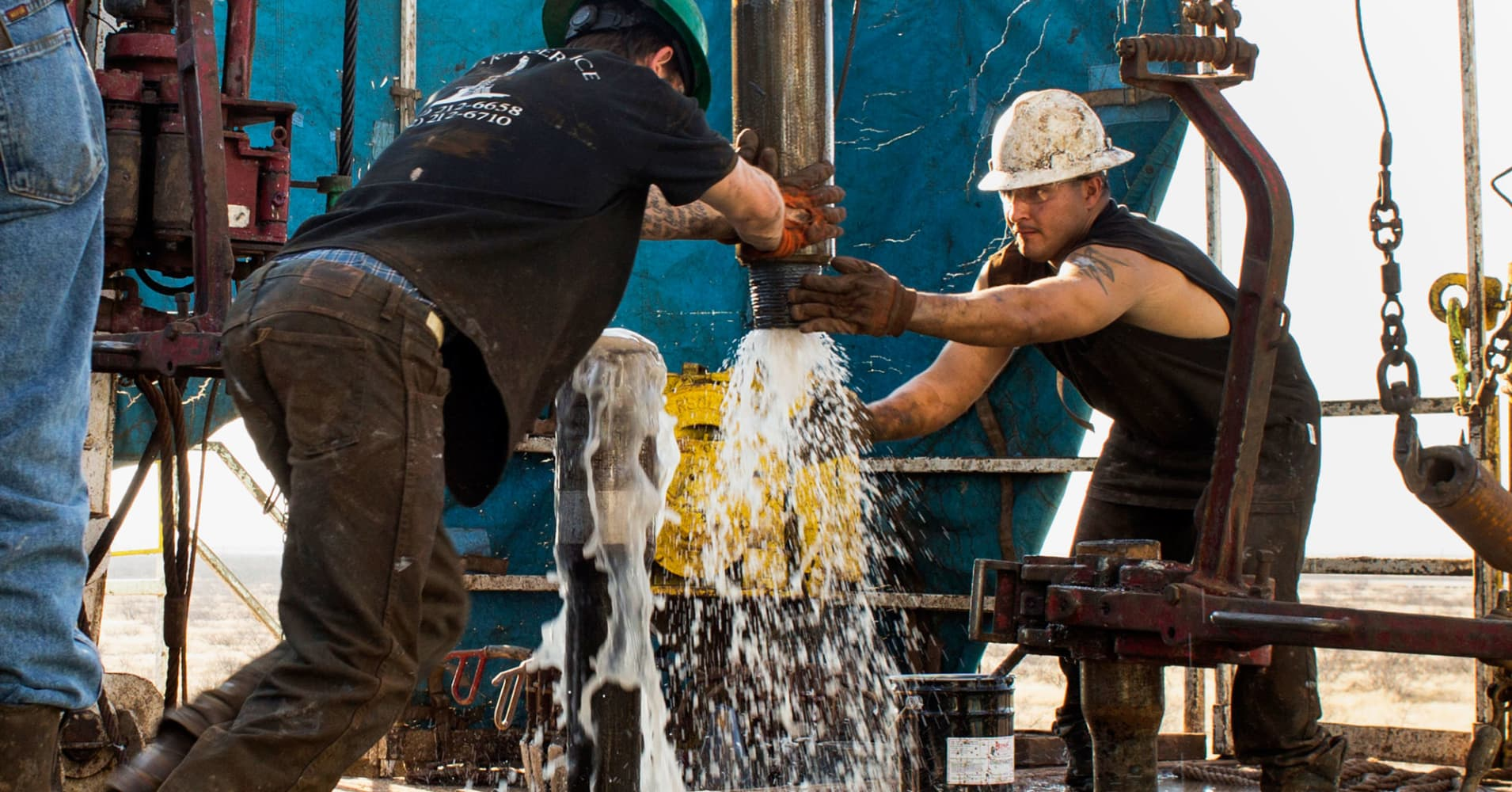 Why oil prices tumbled from four-year highs into a bear market