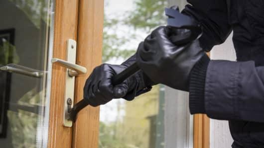 Home burglery