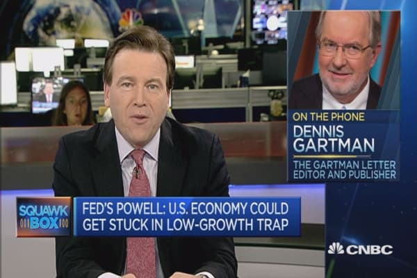 US jobs data was a surprise: Dennis Gartman