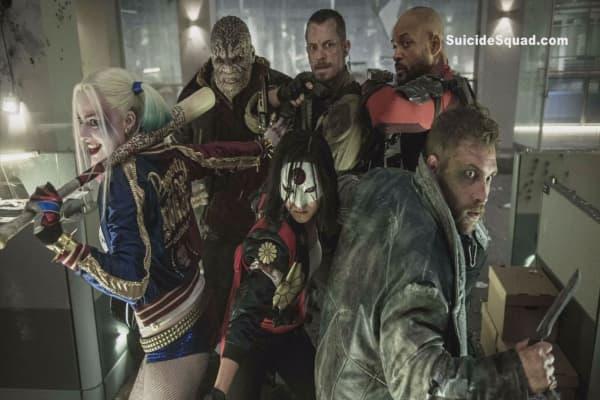 'Suicide Squad' smashes box-office records despite negative reviews
