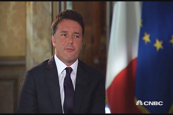 I will win the referendum: Matteo Renzi