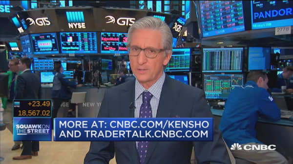 Introducing the Kensho New Economy Indices