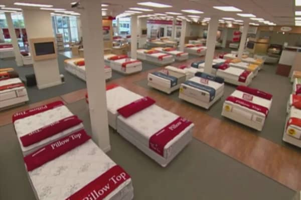 Steinhoff to buy Sleepy's owner Mattress Firm for $2.4B
