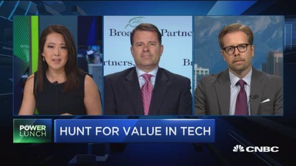 Can tech rally continue?