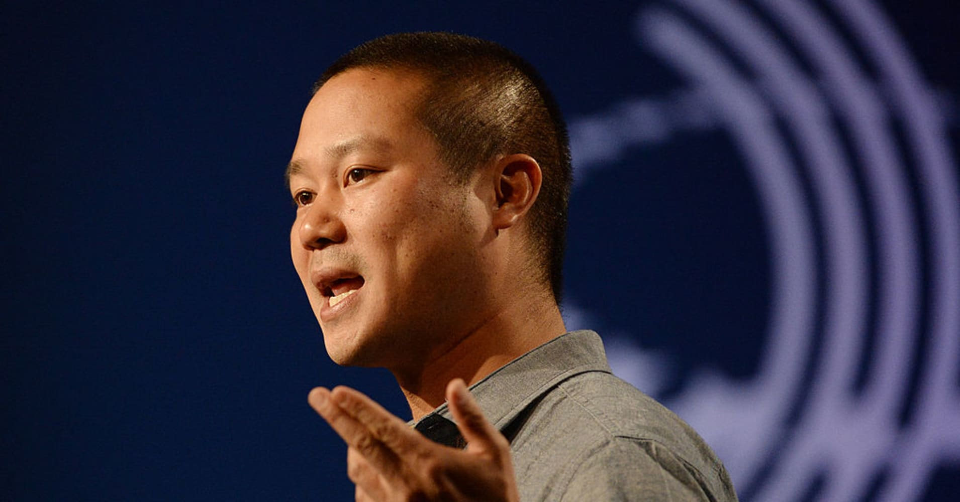 Tony Hsieh, CEO of Zappos
