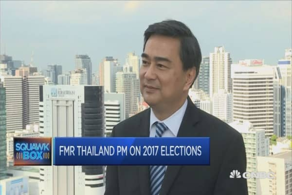 Abhisit Elections PKG