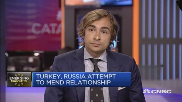 Turkey needs good relations with Russia: Stroz Friedberg